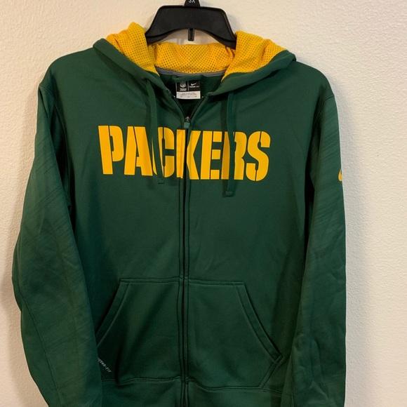 Green Bay packers Nike hoodie